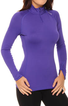 Coldgear Fitted Feminine Top