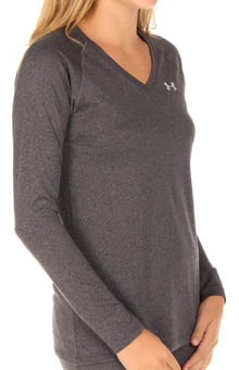 Heatgear Fitted UA Longsleeve T-Shirt
