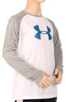 Under Armour Boys Big Logo Tech Longsleeve T-Shirt 1232547