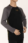 Under Armour Boys UA Black Widow L/S Shirt 1232560