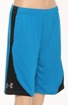 Boys UA Black Widow Short