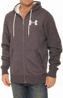 Charged Cotton Storm Fleece Full Zip Hoody