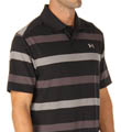 UA Performance Bold Stripe Polo Image