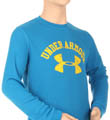 Under Armour Boys Limitless Collegiate Waffle Longsleeve 1233839