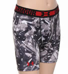 "Under Armour Boys Heatgear Sonic Fitted 4"" Short 1236091"