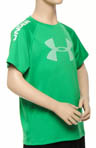 Boys UA Ripping Sun-Activated Short Sleeve