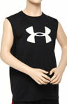 Boys UA Tech Big Logo Sleeveless Shirt