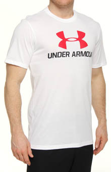 UA Sportstyle III Logo Tee