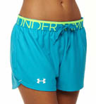 "Under Armour HeatGear Play Up Short 3"" Inseam 1237189"