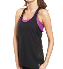 Under Armour 1243039 UA Fly By Stretch Mesh Tank