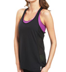 UA Fly By Stretch Mesh Tank Image