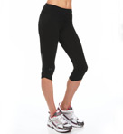 UA Fly By Compression Capri Pant Image