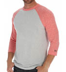 Under Armour Charged Cotton Tri-Blend 3/4 Sleeve T-Shirt 1244531