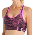Under Armour UA HeatGear Armour Printed Sports Bra 1246962