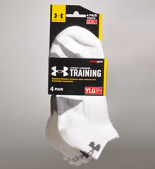 Boys Training Lo Cut Sock 4 Pack
