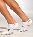 HeatGear Training No Show Socks - 4 Pack Image