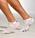 HeatGear Training Lo Cut Ankle Sock 4 Pack