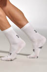 Under Armour HeatGear Training Crew Socks - 4 Pack 3943
