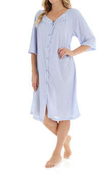 Unmentionables Petals 3/4 Sleeve Robe 8295