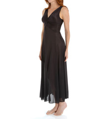 Unmentionables Twist Neck Long Nightgown 9270970