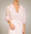 Short Lace Trim Robe Image
