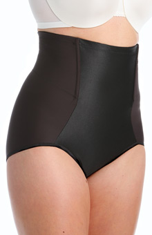 Va Bien Satin Firm Control High Waist Girdle