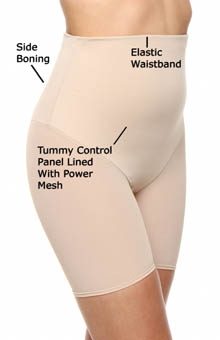 Va Bien Smooth Couture High Waist Long Leg Shaper