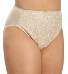 Embroidered Brief Panty