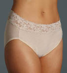 Illumination Hi Cut Brief with Lace Panty