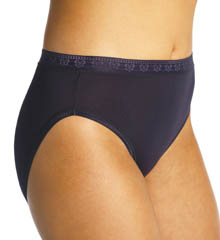 Vanity Fair Perfectly Smooth Moves No Ride Hi-Cut Panty 13090