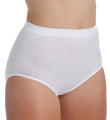 Vanity Fair Perfectly Yours Seamfree Jacquard Brief Panty 13096