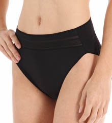 Vanity Fair Beautifully Smooth Invisible Lines Hi Cut Panty 13235