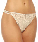Illumination Helenca Lace Thong