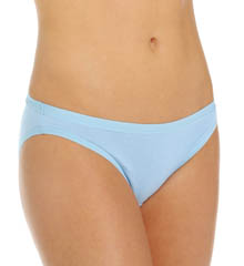 True Comfort 5 Pack Cotton Stretch Bikini Panty