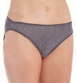 Silken Heather Hi-Cut Panty Image