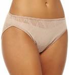 Silken Lace Bikini Panty