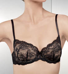 Luxe French Kiss Demi Contour Bra