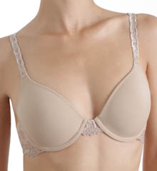 Luxe A Rose Is A Rose Contour Bra