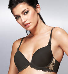 Luxe Rare Beauty Push Up Bra