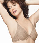 Halo Lace Seamless Underwire Bra