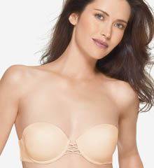 Custom Contours Strapless Push Up Bra