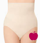Control Freak Apple Hi Waist Brief Panty