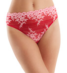 Embrace Lace Hi Cut Brief Panty Image
