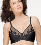 Wacoal Feather Embroidery Bra 85121