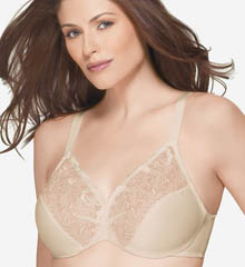 Elegance Hidden Wire Minimizer Bra