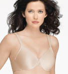 BodySuede Full Figure Seamless Bra