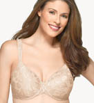 Awareness Full Figure Contour Underwire Bra