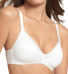 Warner's Back to Smooth Wire Free Contour Bra 1275