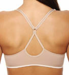 Warner's Your Bra Front Close Racerback Bra 1636