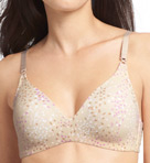 Warner's Elements of Bliss Foam Contour Wire-Free Bra 2003